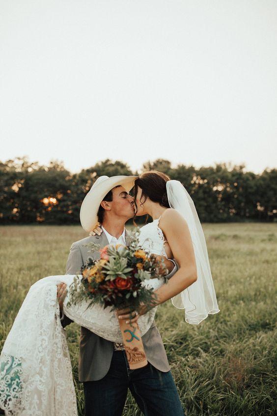 Western (Cowboy) Wedding - Obrázok č. 20