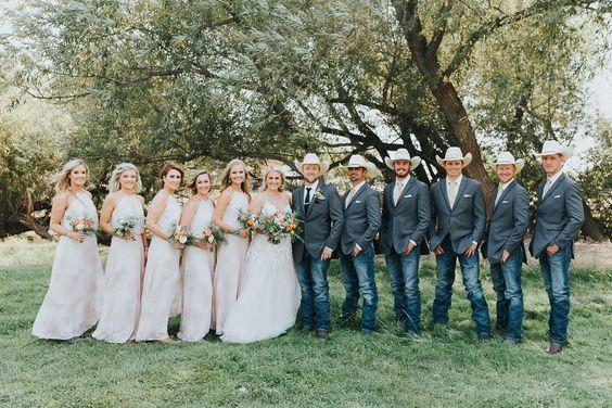 Western (Cowboy) Wedding - Obrázok č. 22