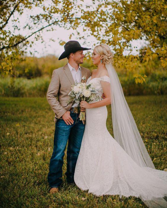 Western (Cowboy) Wedding - Obrázok č. 29