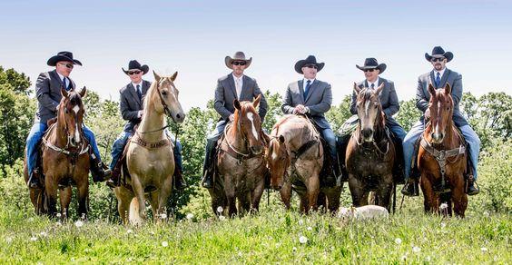 Western (Cowboy) Wedding - Obrázok č. 34