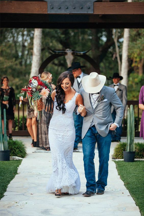 Western (Cowboy) Wedding - Obrázok č. 44