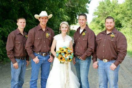 Western (Cowboy) Wedding - Obrázok č. 49
