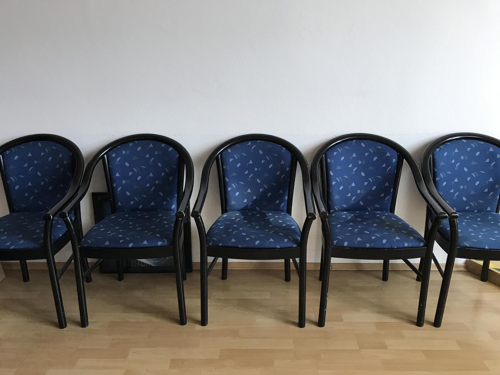 5x stolička - Obrázok č. 1