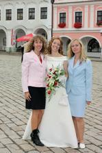moje drahé sestry a já :o)