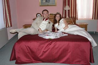 naše svatební apartmá