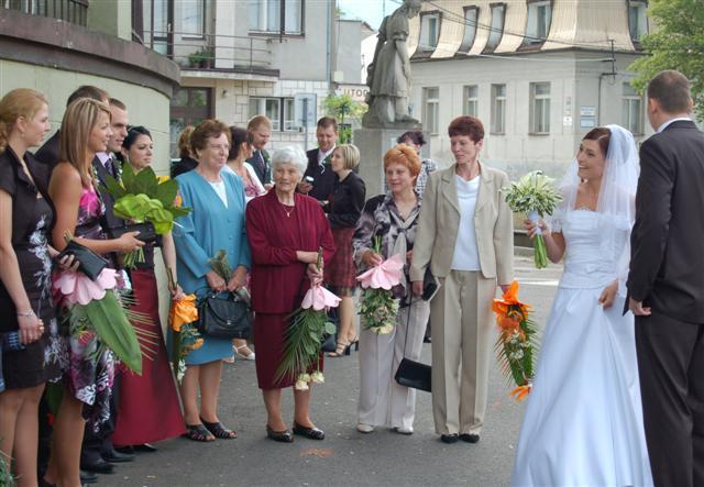 Marcela Romančíková{{_AND_}}Peter Gažo - moja rodina