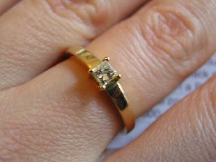 VS & MMK zasnuby - zasnubny prsten starostlivy vyberany :o)