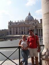 svatební cesta - Řím