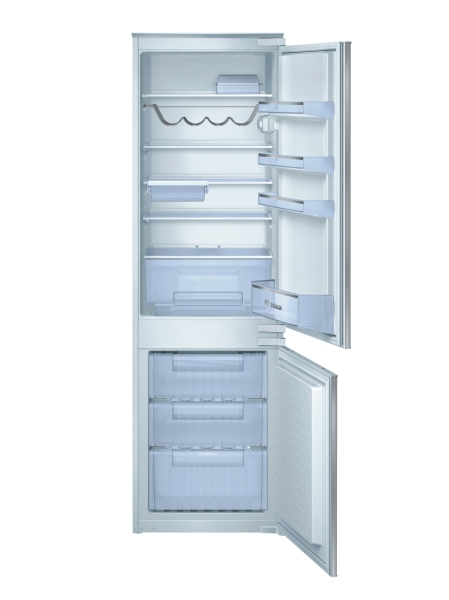 Kompletní rekonstrukce bytu 3+1 - vizualizace, vybrané zařízení a plány - Lednice Bosch KIV34X20 - favorit č.1