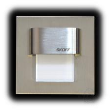 Mini LED světýlka na noční osvětlení předsíně