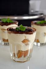 Nejrychlejší a u nás 100% nejoblíbenější dezert - tiramissu