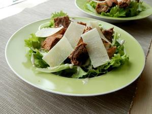 """""""Caesar"""" salát"""