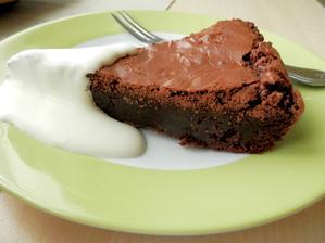 Brownies - moc dobré, ale čekala jsem od toho víc