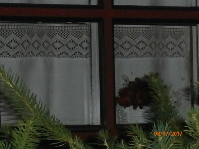 Šitie pre radosť a potešenie - chalupove zavesy