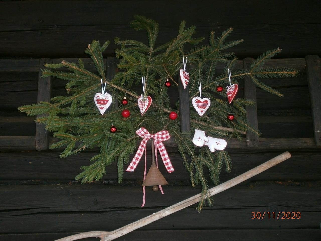 Vianocna vyzdoba a vianocne dekoracie 2020 - Obrázok č. 15