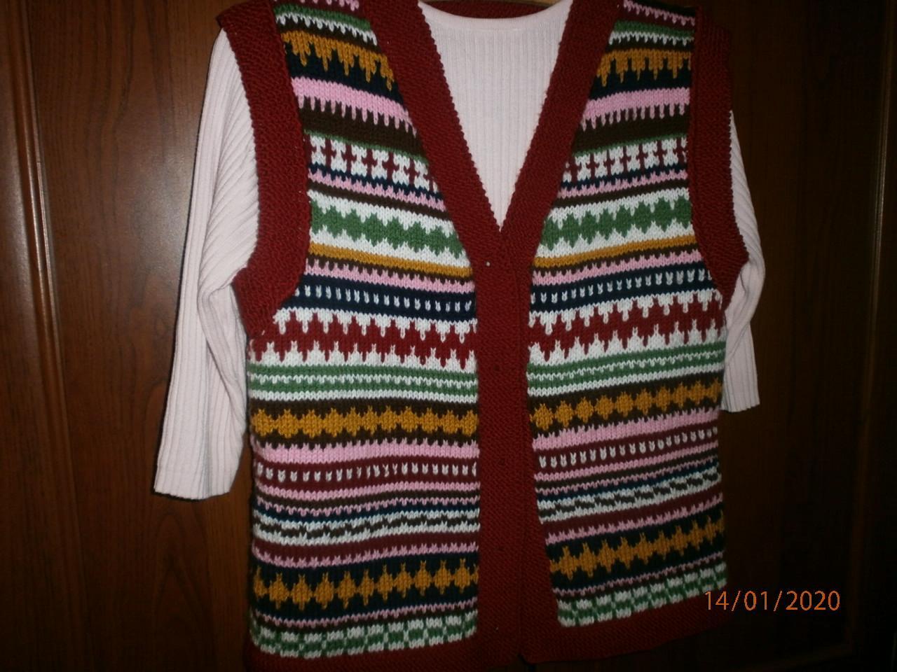 Moje pletenie - Obrázok č. 5