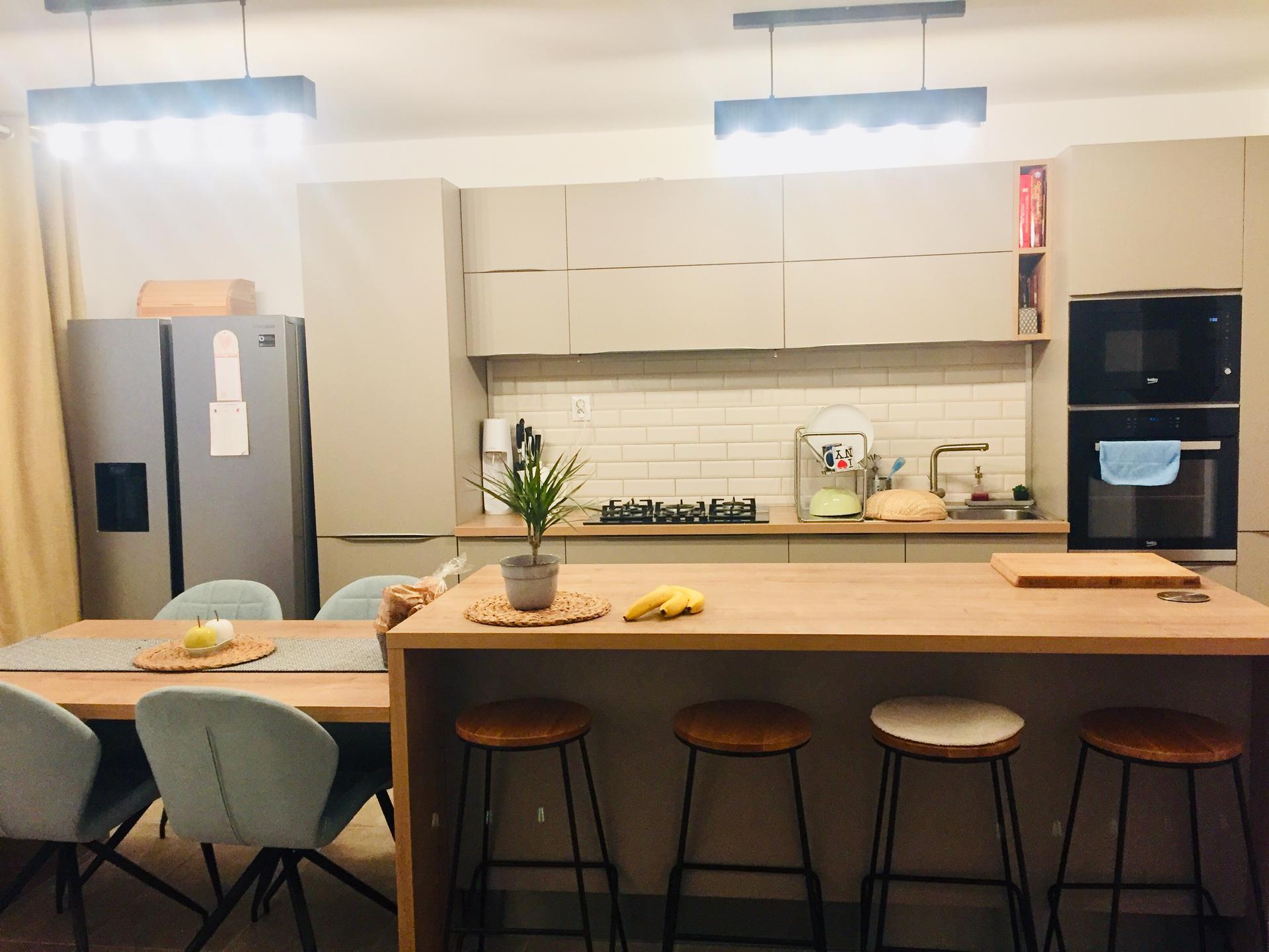 Rekonštrukcia dom kocka - Nová kuchyňa (Decodom)