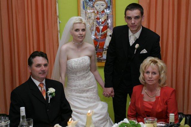 Henrieta Bošanská{{_AND_}}Pavol Lukačovič - My a moji rodičia :)