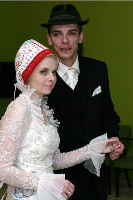 Henrieta Bošanská{{_AND_}}Pavol Lukačovič - A už je z nás mladá pani a mladý pán...:)