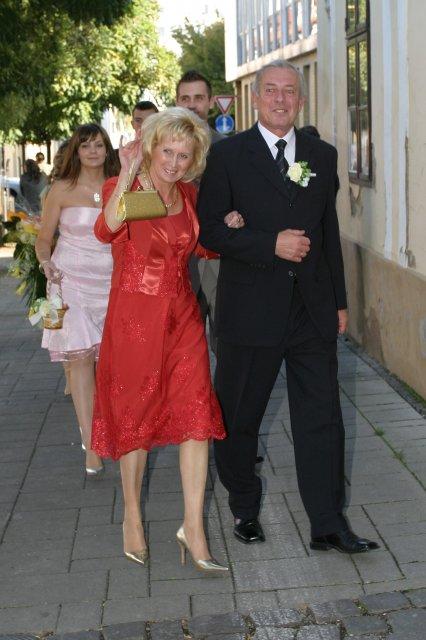 Henrieta Bošanská{{_AND_}}Pavol Lukačovič - Moja maminka a už svokor Danko :)
