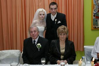 My a Paľkovi rodičia :)