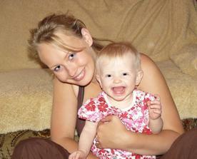 Já a naše Viktorie Soňa