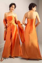 popolnočné šaty