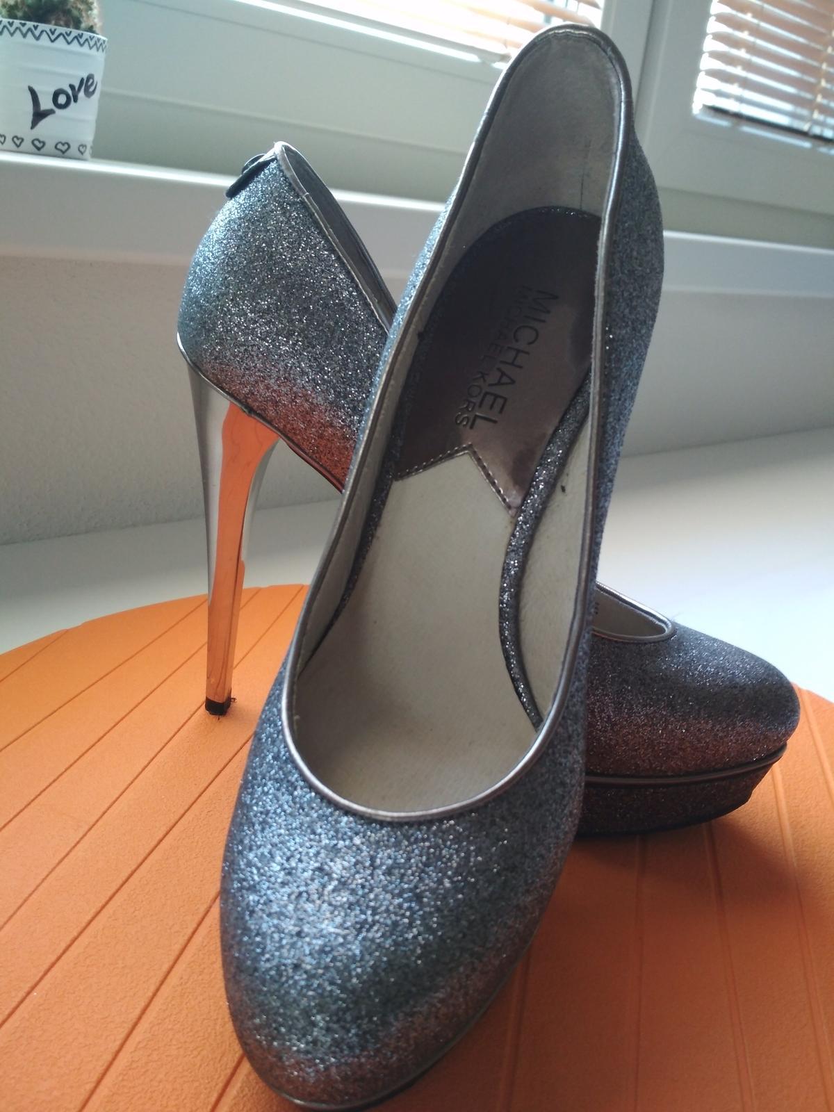 Spoločenské topánky Michael Kors - Obrázok č. 1
