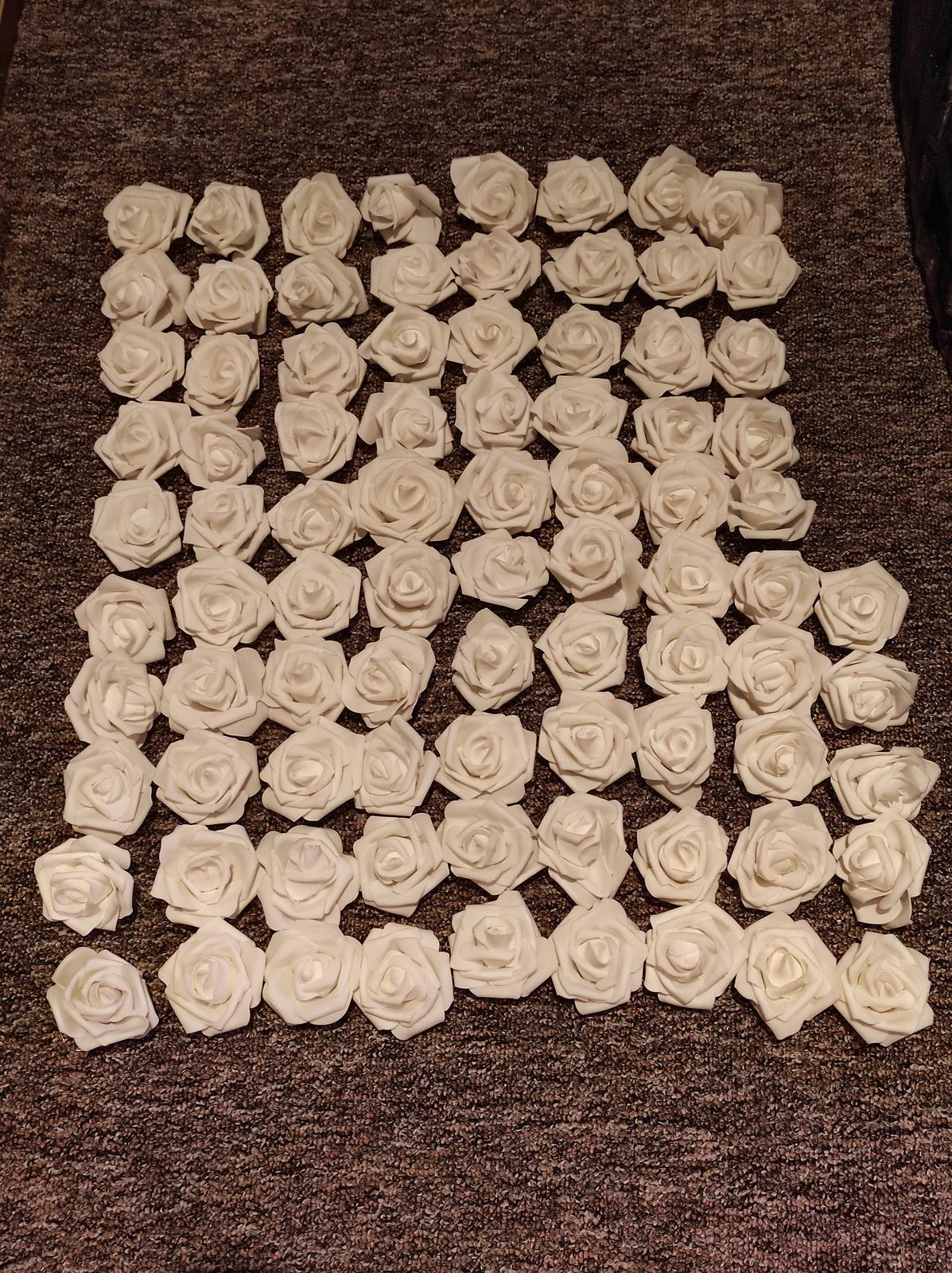 Penová ruža - Obrázok č. 2