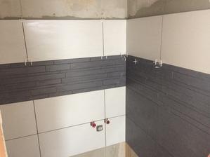 Obklady záchod