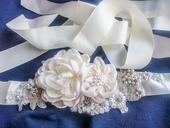 Svadobný opasok kvet ,