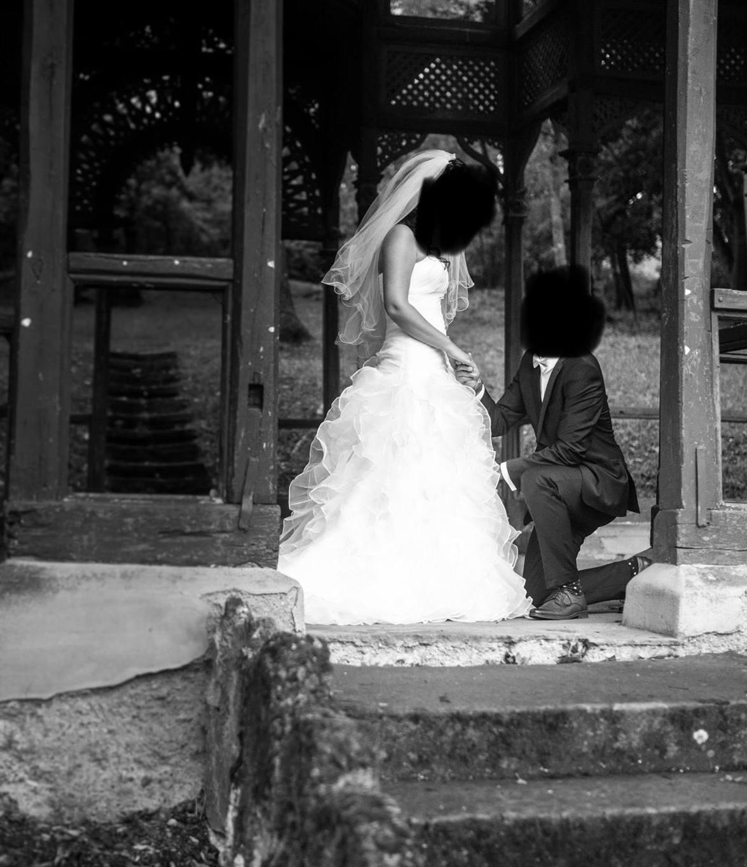 Svadobné šaty, veľkosť 36, 38, 40 - Obrázok č. 1