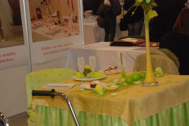 Svadobny Veltrh 2009_vyzdoba_stolovanie_kvety - Obrázok č. 3