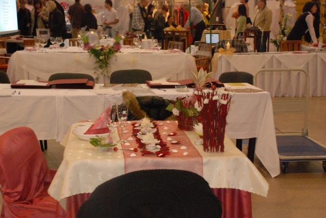 Svadobny Veltrh 2009_vyzdoba_stolovanie_kvety - Obrázok č. 4