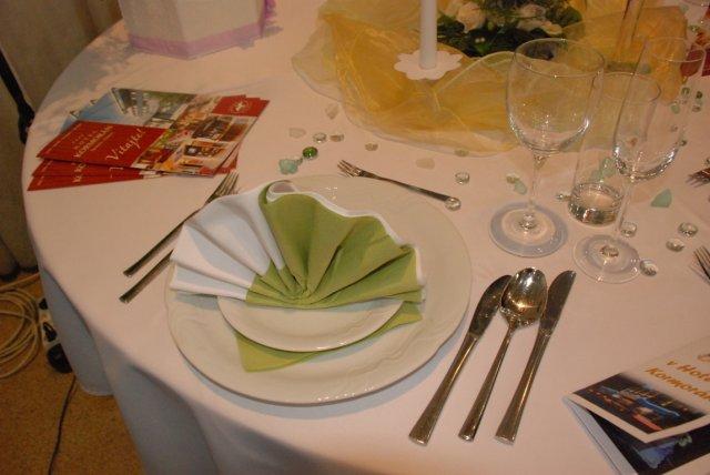 Svadobny Veltrh 2009_vyzdoba_stolovanie_kvety - Obrázok č. 7