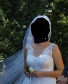 Svadobné šaty - 38 , 38