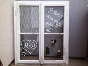 Staré okno po proměně :)