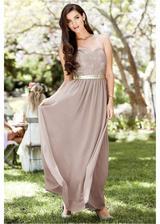 Šaty pro družičky :)