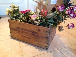 Sušené květiny :)