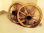 Velké loukoťové kolo - rustic, vintage, boho,