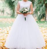 Svadobné šaty - Partizánske , 38
