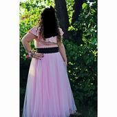 Tylová sukňa, M