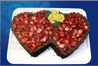 Druhý lehčí dort objednán včera - ale bude s lesními plody, mňam!!