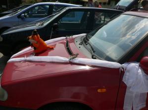 Ženichovo autíí