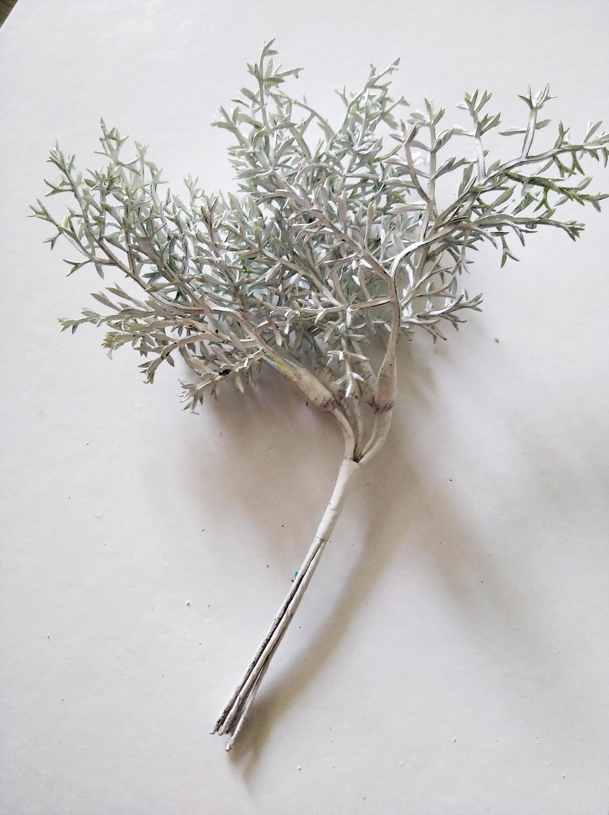 svatební dkorace - umělé květiny - Obrázek č. 2