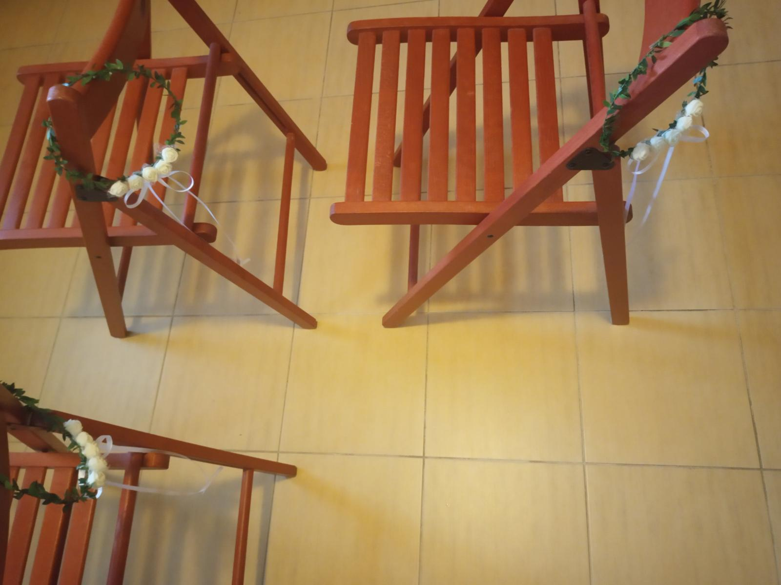 Venčeky na stoličky - Obrázok č. 2