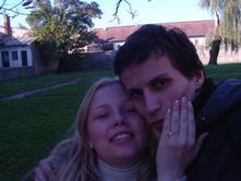 my dvaja:)   nase zasnuby