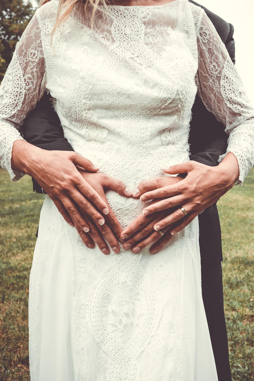 svatební šaty boho styl - Obrázek č. 1