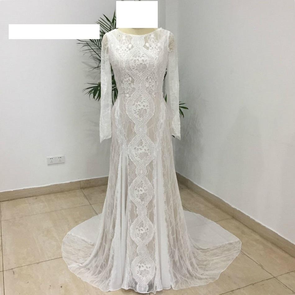 svatební šaty boho styl - Obrázek č. 4
