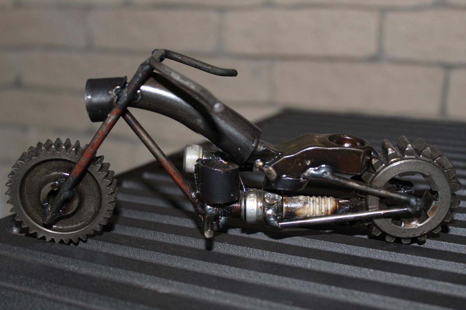 Motocykel veľký - Obrázok č. 1
